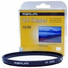 Светофильтр Marumi UV Haze 55mm