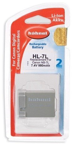 Аккумулятор Hahnel HL-7L for Canon NB-7L 980mAh