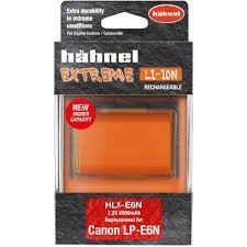 Аккумулятор Hahnel HLX-E6N Extreme for Canon LP-E6 2000mAh