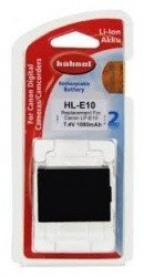 Аккумулятор Hahnel HL-E10 for Canon LP-E10 1080mAh