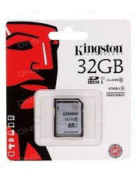 SDHC Kingston SD10VG2/32GB