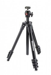 Manfrotto Compact Light, чёрный