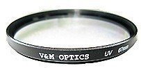 Светофильтр V&M Optics 62mm UV