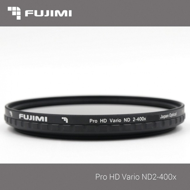 Светофильтр Fujimi Vari-ND / ND2-ND400 58mm
