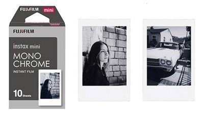 Катриджи Instax Mini Monochrome